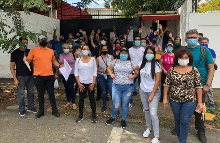 Venezolanos varados en República Dominicana piden vuelo humanitario