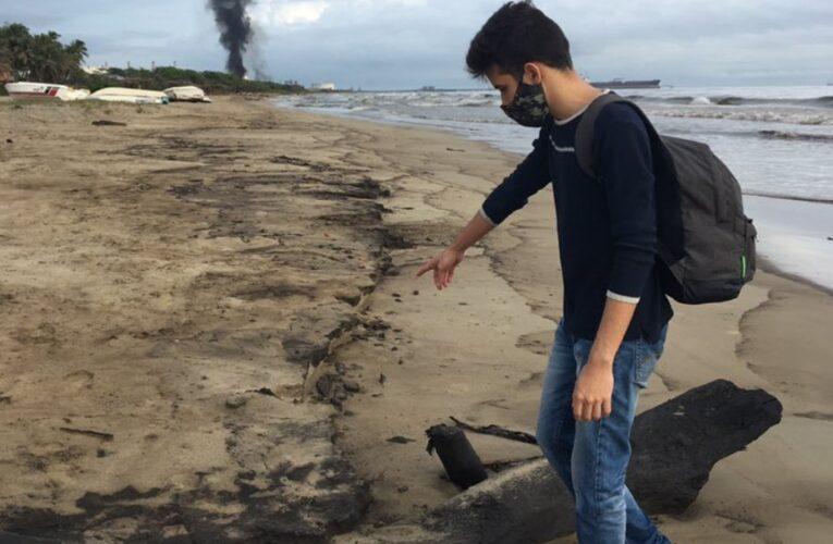 Sociedad de Ecología estima que derrame petrolero de El Palito fue de 20.000 barriles