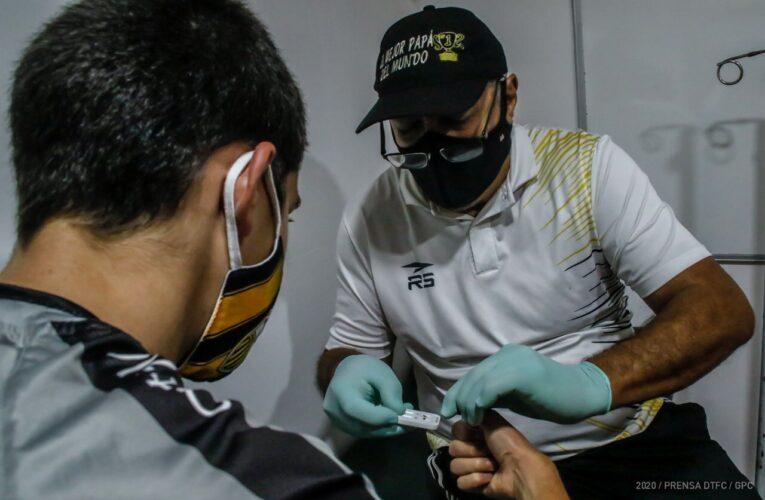 Deportivo Táchira suspende entrenamientos por casos de Covid