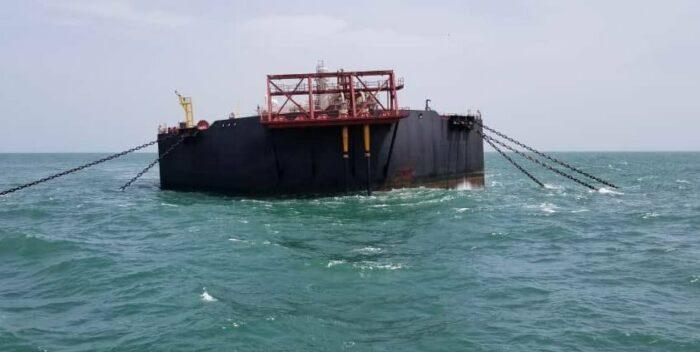 Emergencia en el golfo de Paria por riesgo de derrame petrolero