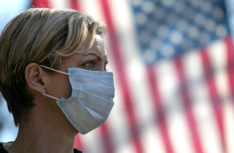 Proyectan más de 181 mil muertes por Covid para fin de mes en EEUU