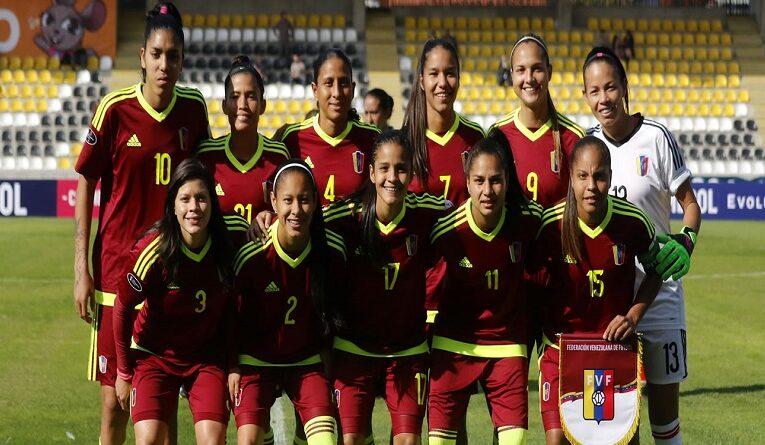 Vinotinto femenino mantiene puesto 57 en FIFA