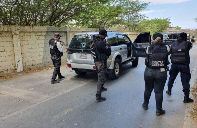 Abatidos seis delincuentes de la Cota 905 en La Lucha