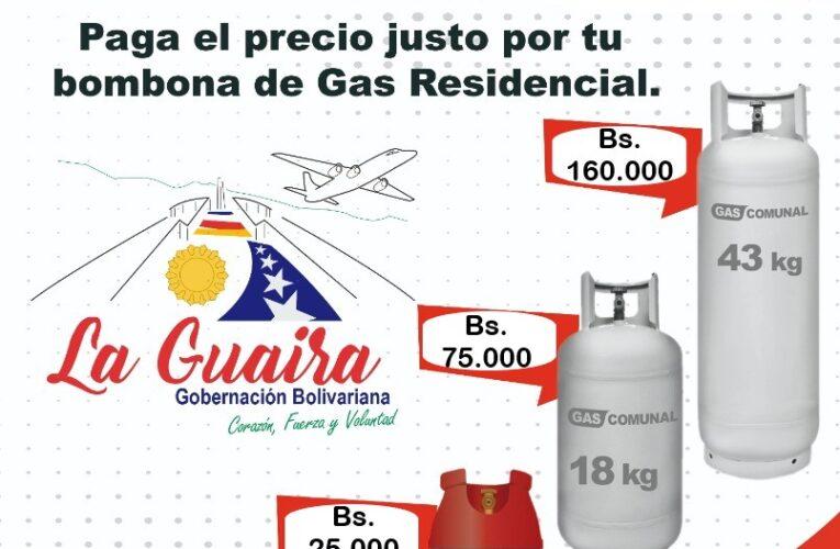 Aumenta el precio del gas doméstico