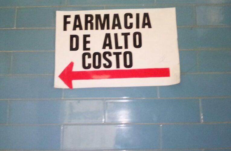 En riesgo pacientes crónicos por escasez de medicinas de alto costo