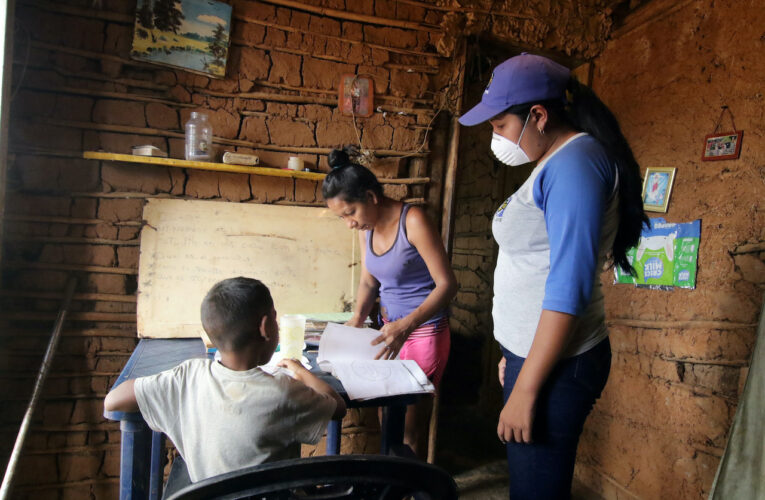 """ONU advierte de una """"catástrofe generacional"""" por el cierre de escuelas ante la pandemia"""
