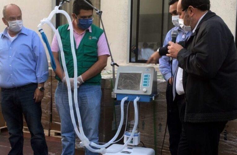 Bolivia: Respiradores chinos tienen fallas