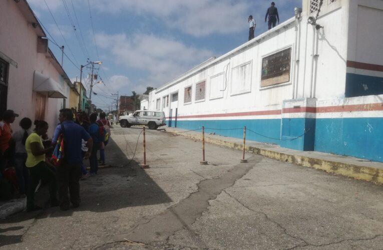 Más de 100 presos se fugaron en Yaracuy