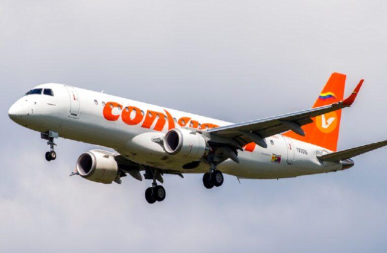 Autorizan a Conviasa para vuelos directos a Moscú