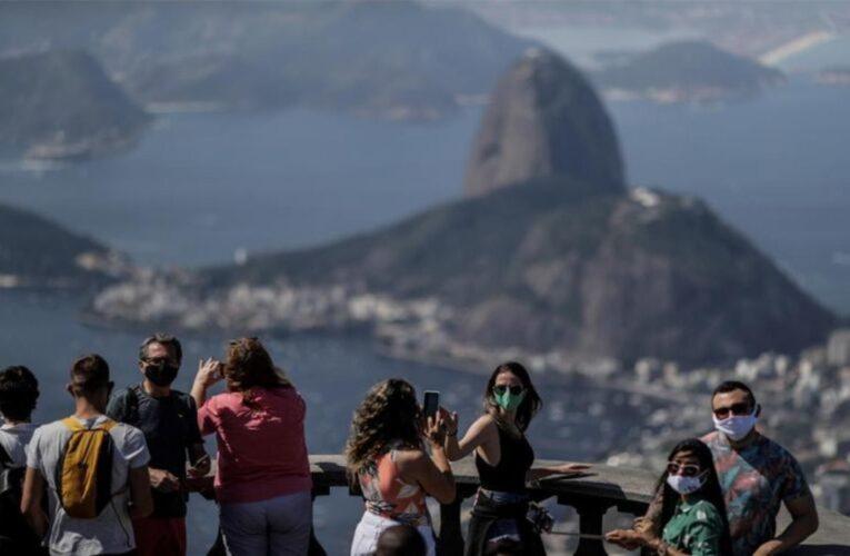 Autorizan eventos con hasta 500 asistentes en Río de Janeiro