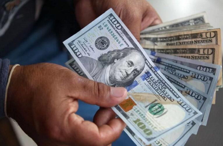Dólar BCV terminó la semana en alza de Bs. 278.038,65