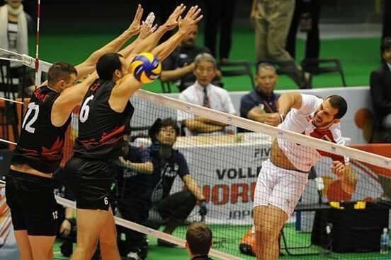 Rodríguez jugará en el voleibol de Turquía