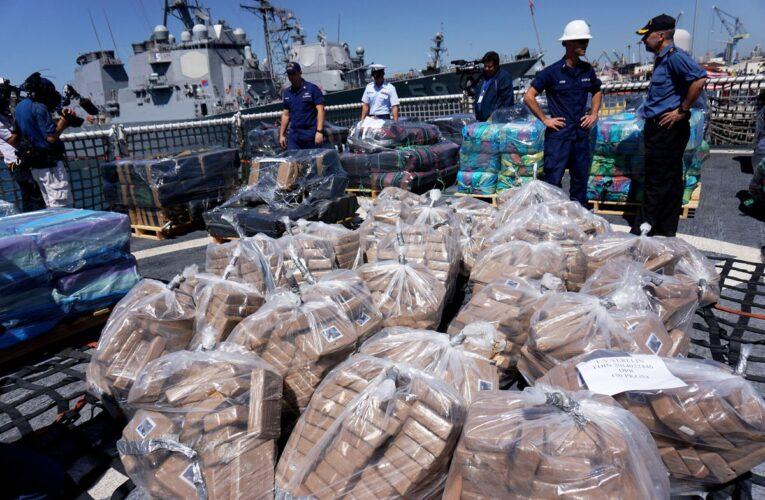 EEUU:  Aumentó el tráfico de drogas desde Venezuela hacia Europa