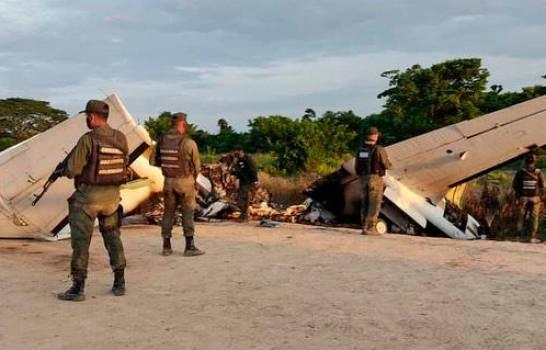 FANB derribó avión en Maracaibo
