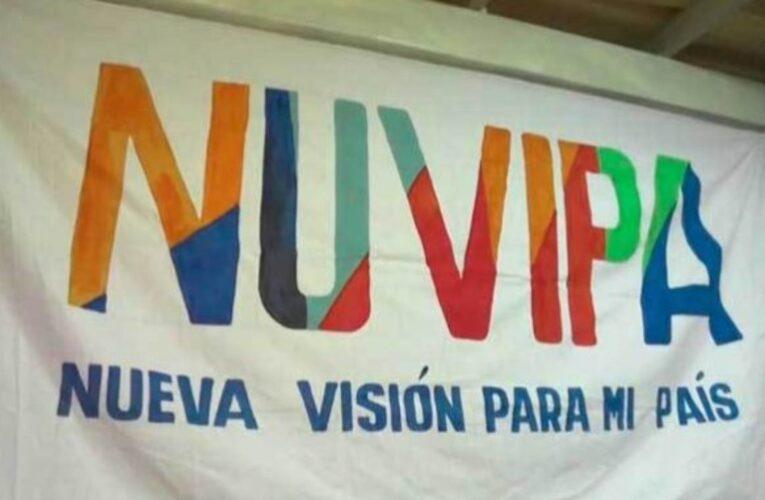 TSJ intervino el partido Nuvipa