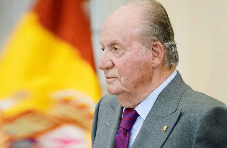El rey emérito Juan Carlos I abandonará España tras escándalo de corrupción