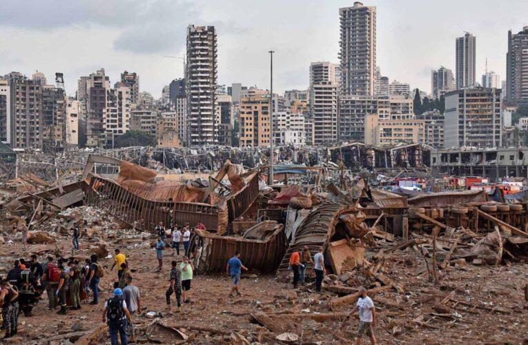 """Exiliada en Beirut: """"Los venezolanos sentimos que nos persigue la mala suerte"""""""