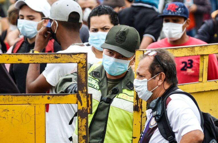 Fronteras de Colombia cerradas hasta el 1 de octubre
