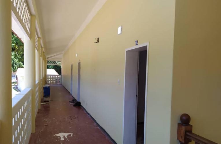 Recuperan el hotel Maracay para atender a contagiados