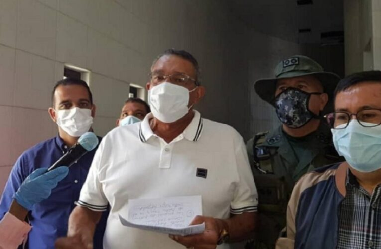 Pablo Da Silva: El Gobernador está en la primera línea de combate al Covid