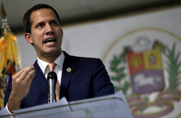 Juan Guaidó: Vamos a luchar unidos por elegir el destino de nuestro país