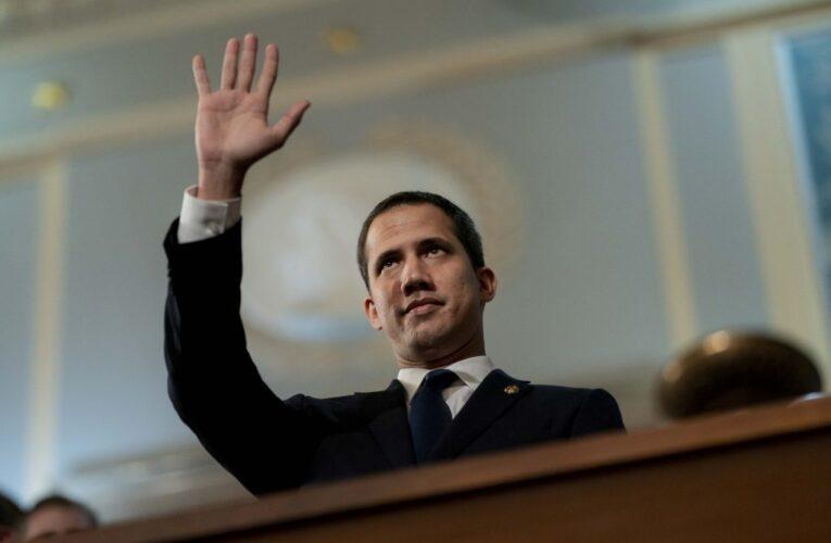 """Juan Guaidó: """"Europa ratifica que no existen condiciones para unas elecciones libres en Venezuela"""""""