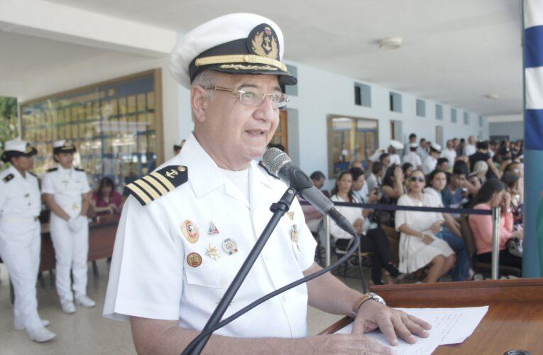 Rector de la Marítima desmiente rumores sobre su muerte