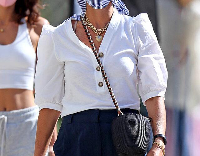Gwyneth Paltrow lanza sus propios tapabocas