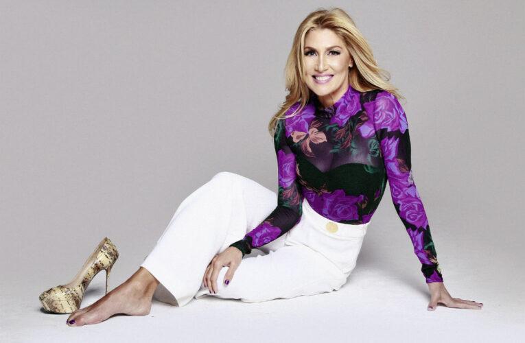 Maite Delgado admitió que fue la mejor pagada de Venevisión