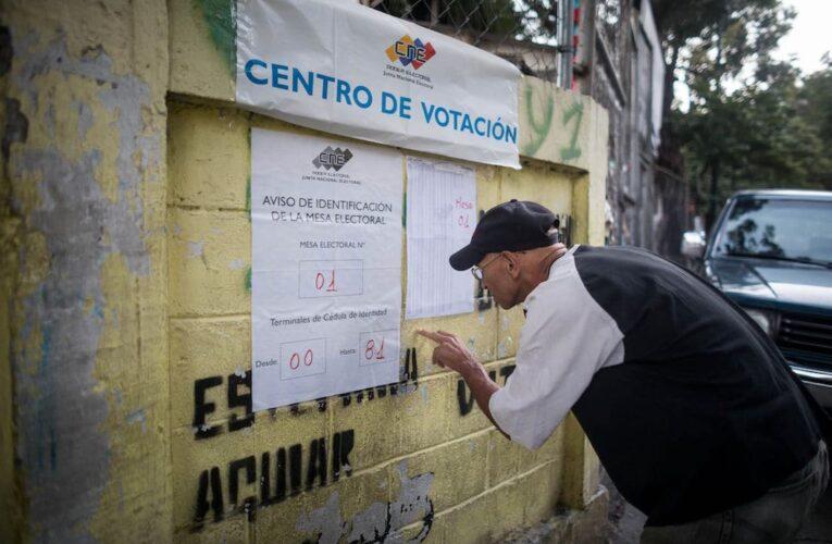 OEA no enviará misión de observación electoral a Venezuela