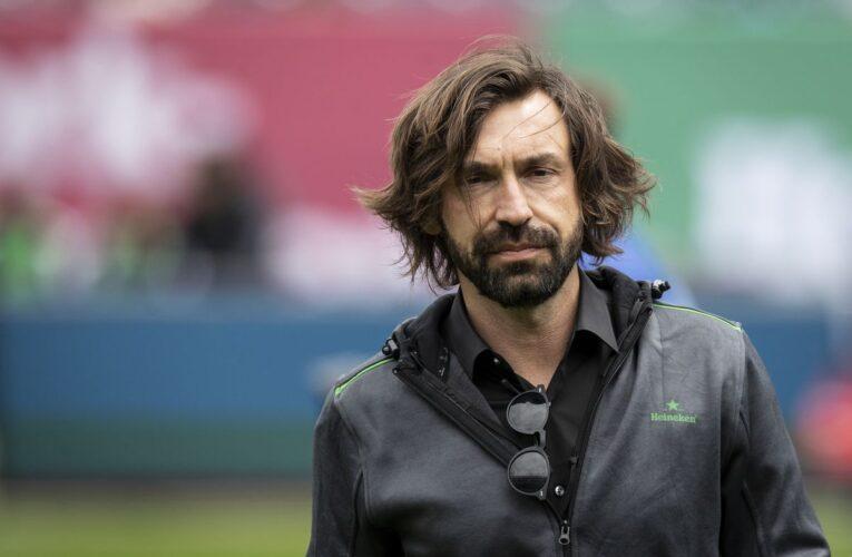 Andrea Pirlo es el nuevo entrenador de la Juventus