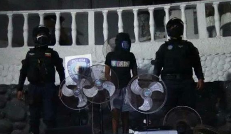 Fue sorprendido hurtando en el Liceo Bolivariano AntónMakárenko