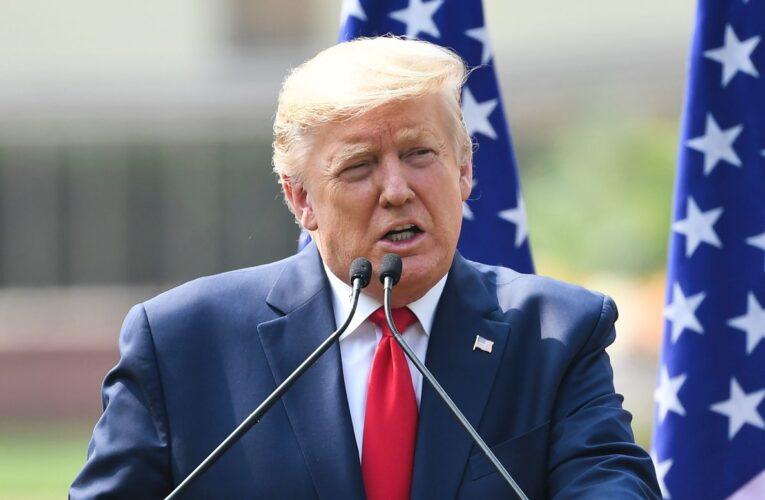 Trump dotará a los colegios de 125 millones de mascarillas
