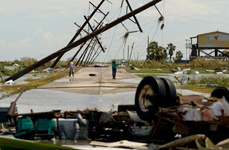 Huracán Laura dejó 15 muertos en Estados Unidos