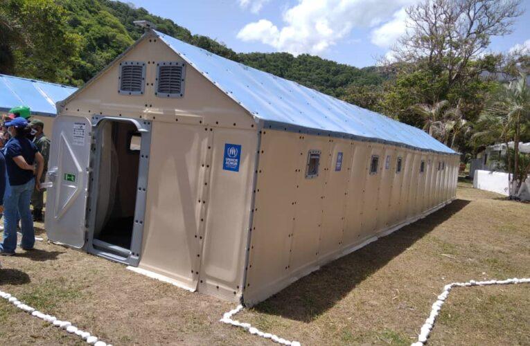 Centro de Aislamiento Los Caracas atiende a 597 contagiados