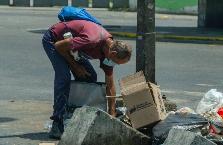 Venezuela encabeza índice de miseria por sexto año consecutivo