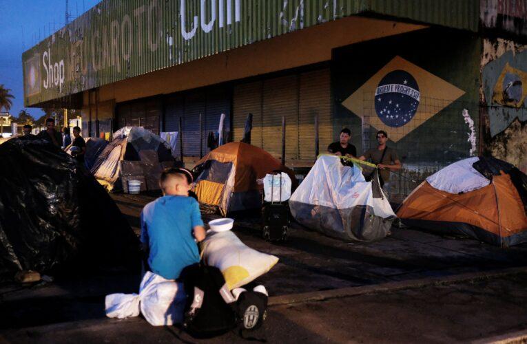 Brasil otorgó estatus de refugiados a casi 8 mil venezolanos