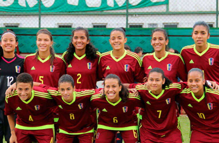 Conmebol fijó fechas de Suramericanos femeninos