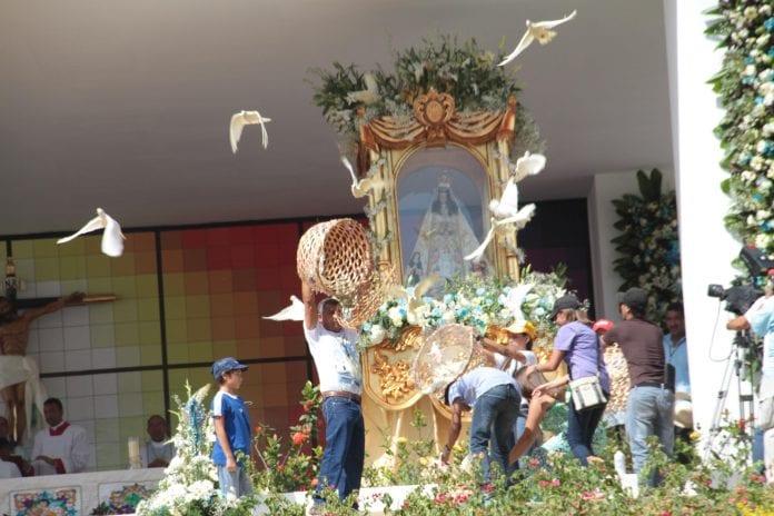Festividad de la Virgen del Valle será a puerta cerrada