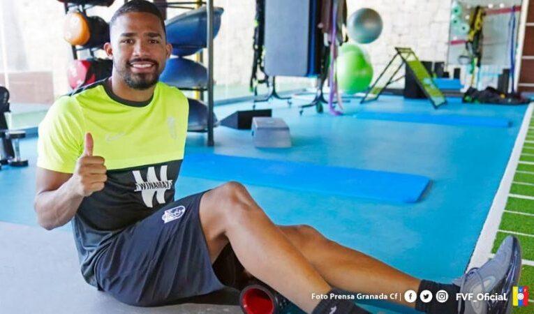 Herrera estará una temporada más con Granada