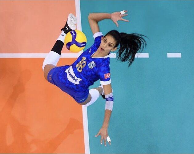 Guaireña Roslandy Acosta mostrará su potencial en Japón