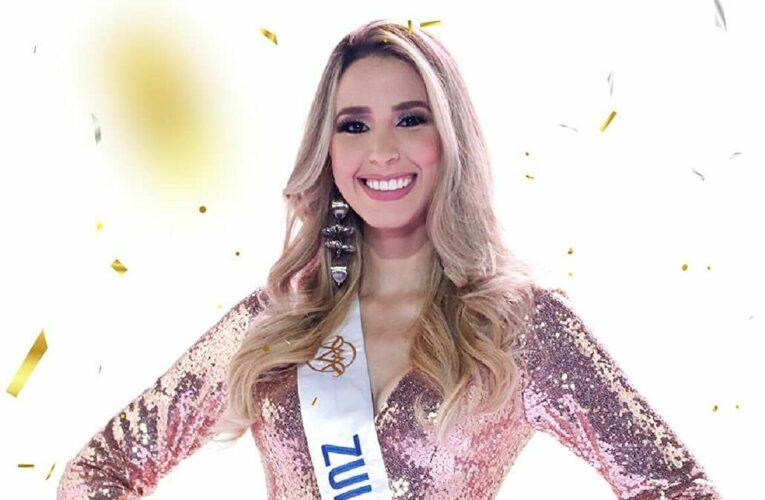 Mariángel Villasmil es la nueva Miss Venezuela
