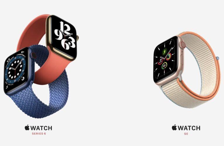 El Apple Watch 6 mide el oxígeno en la sangre