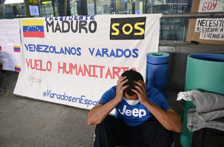 OEA pide a la comunidad internacional ayuda para venezolanos varados