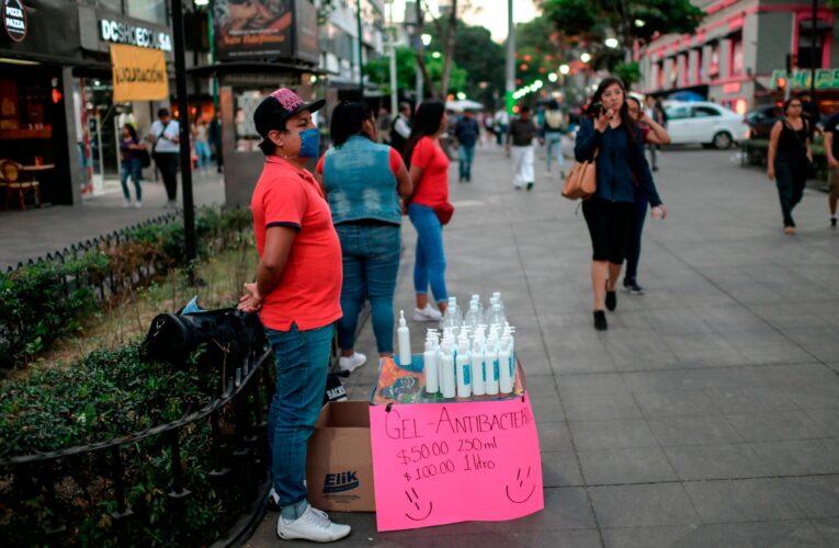 México supera los 700 mil contagios
