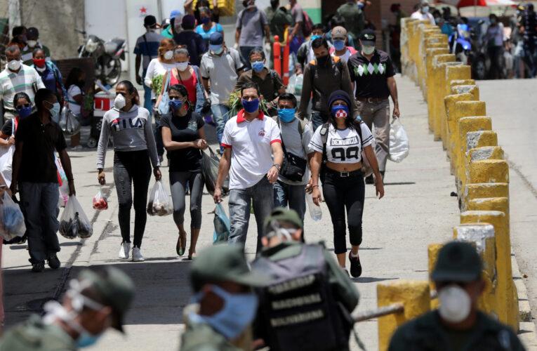 Casos en Venezuela suben a 66.656