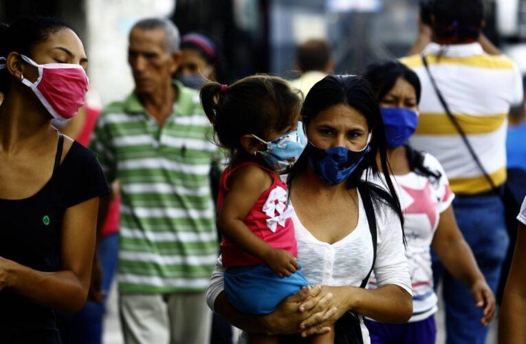 Venezuela suma 775 nuevos contagios