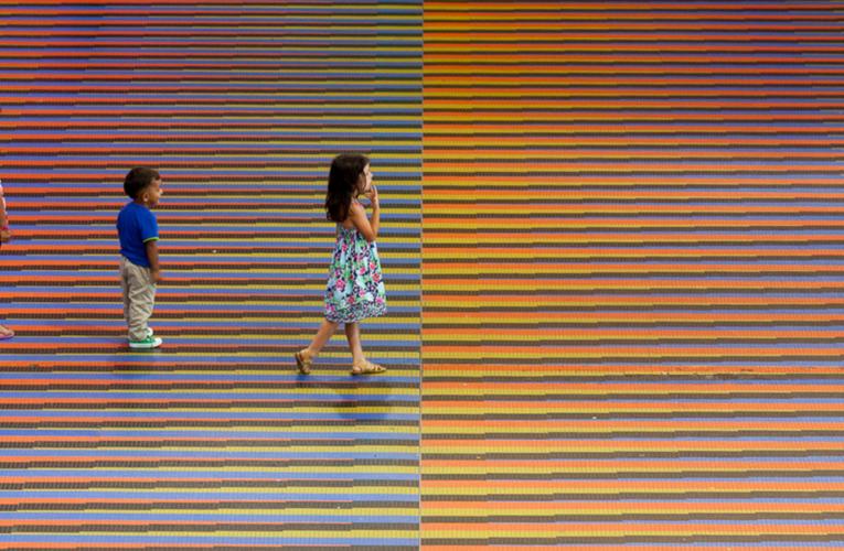 Cruz-Diez llega a la gran pantalla en Free Color
