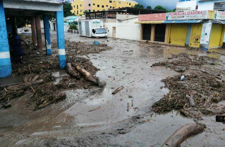 Piden declarar en emergencia a sectores afectados por inundaciones