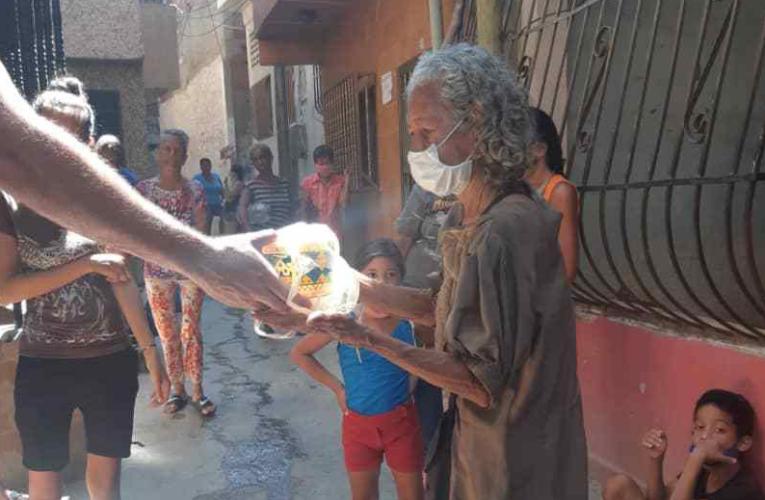 Alimenta la Solidaridad Vargas sigue ayudando al prójimo
